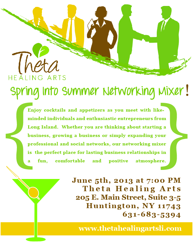 networking mixer flyer 3web
