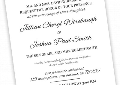 Wedding Invite 7-1